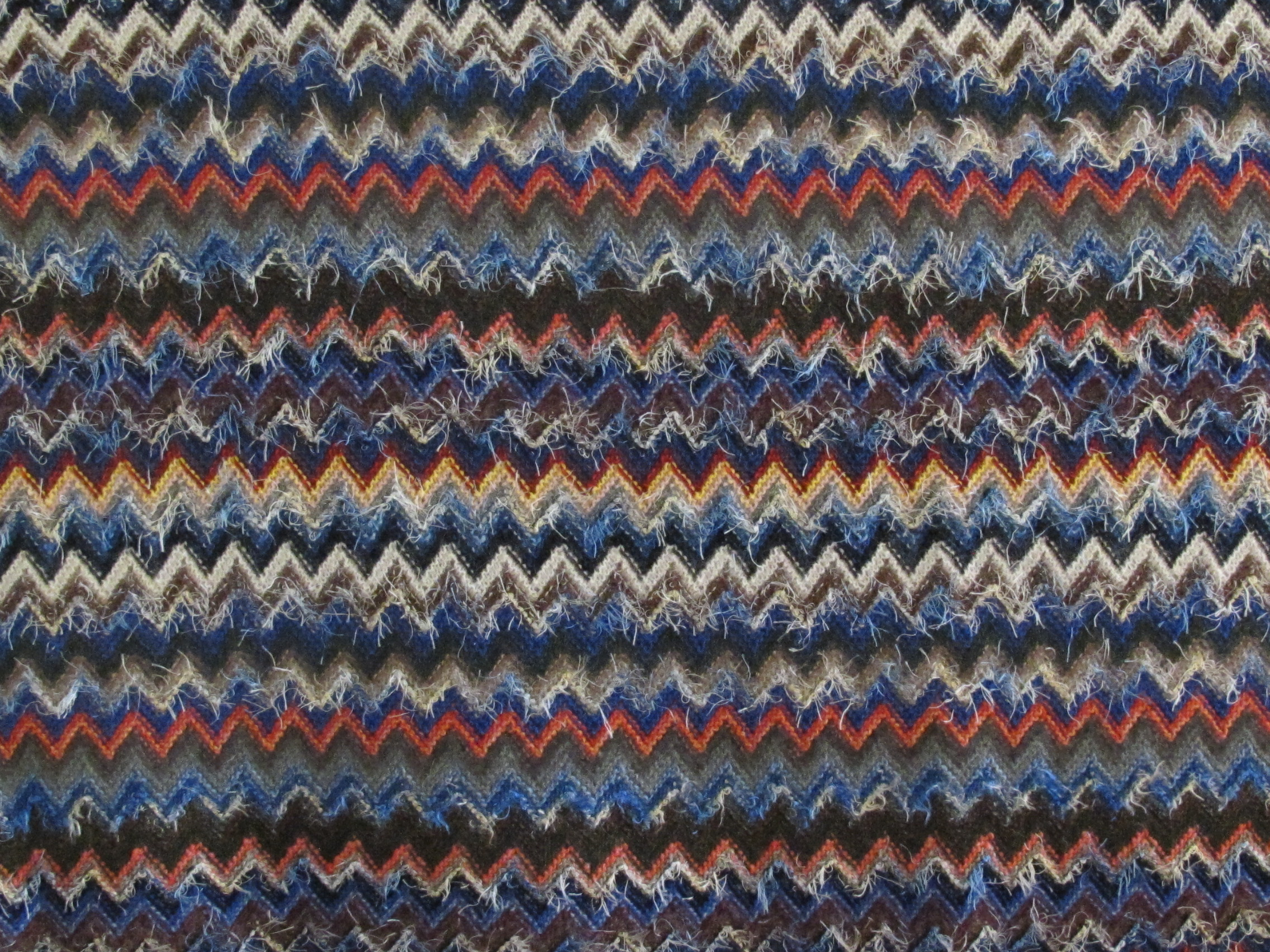 missoni blue blend wool sold designer fabrics australia